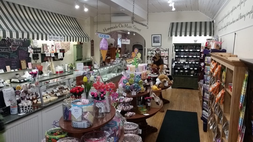 Something Sweet Main Counter